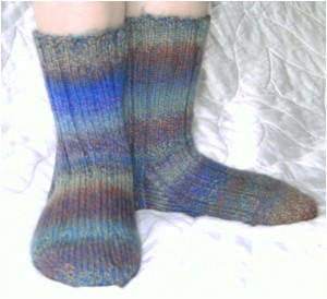Socks for Little Wizards by Anne Kingstone