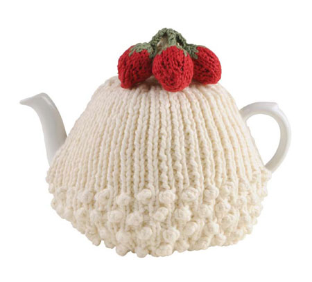 One of the tea cosies!