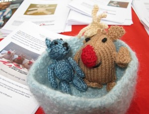 tiny ted and rudolph